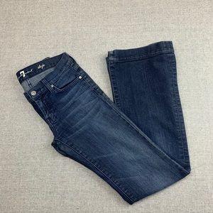 Seven for all man kind dojo jeans siZe 26